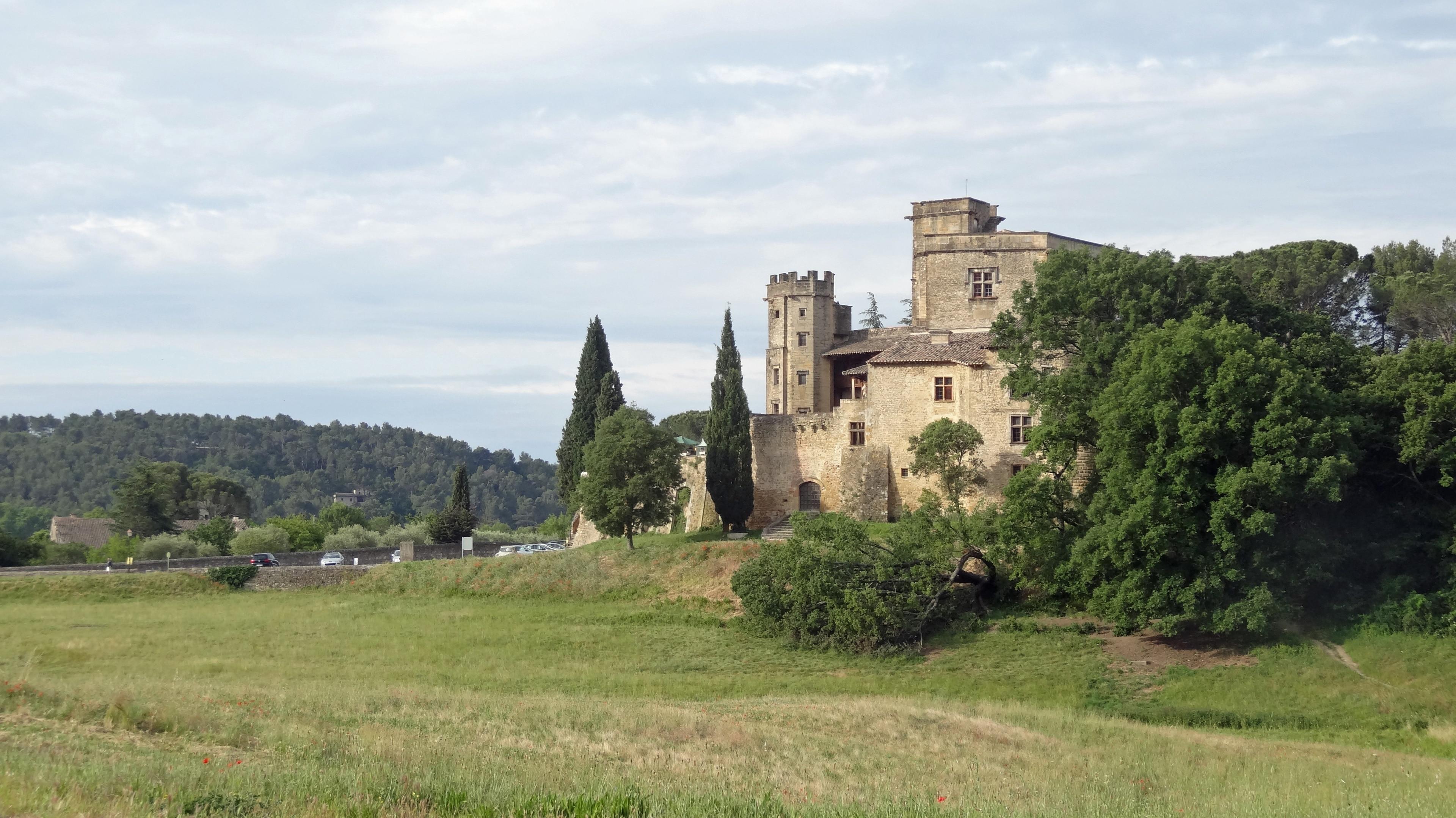 Lourmarin, Département Vaucluse, Frankreich
