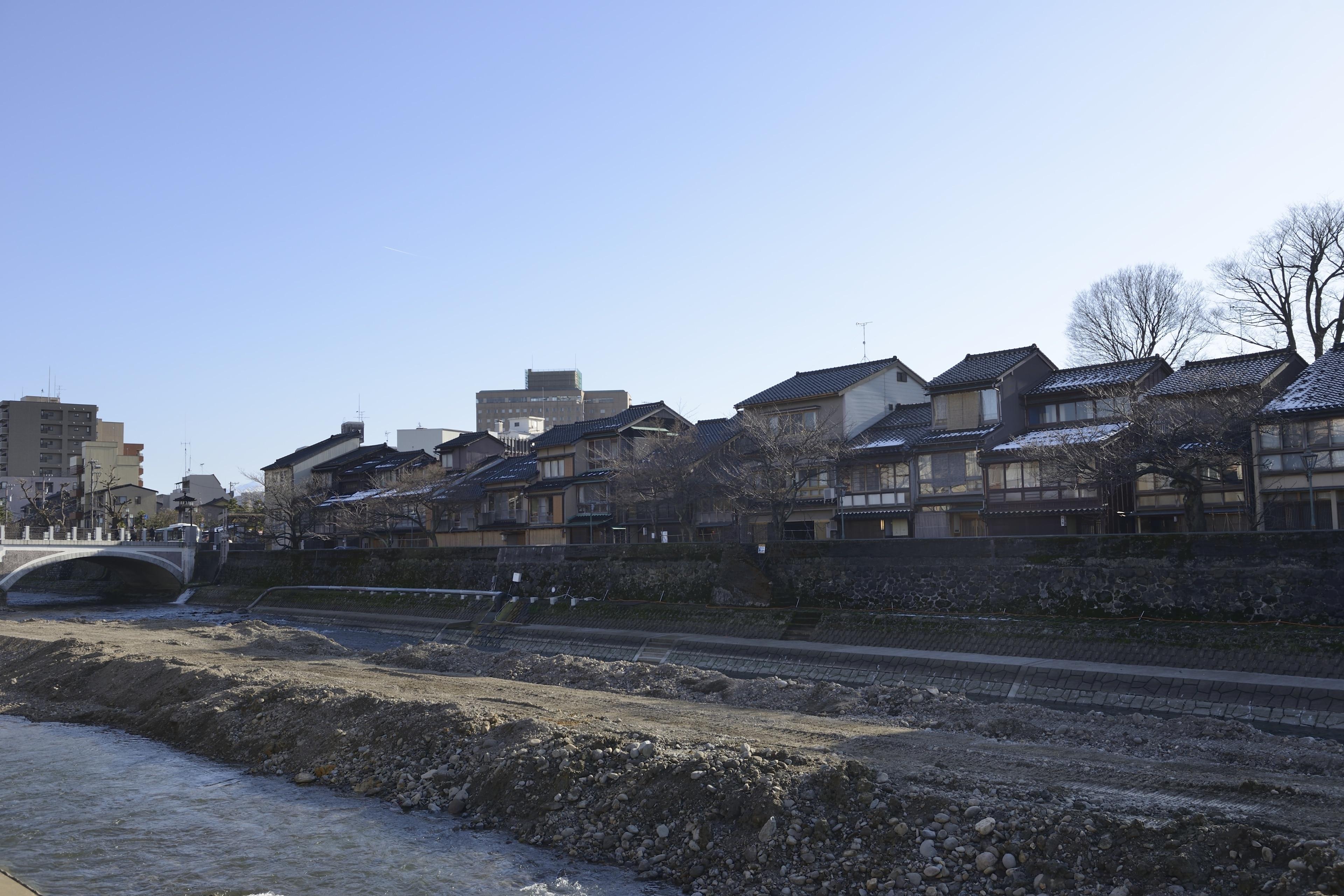 Higashiyama, Kanazawa, Ishikawa (prefektur), Japan