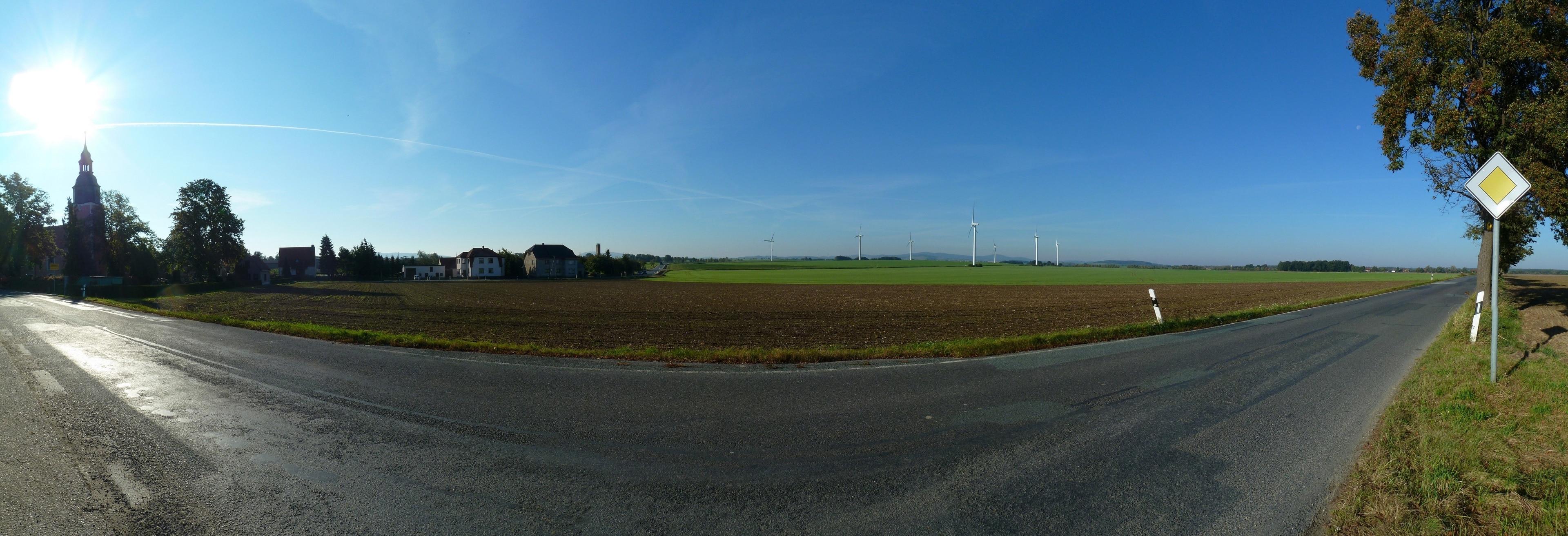Vierkirchen, Sachsen, Deutschland