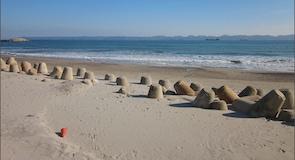 Yeongildae Strand