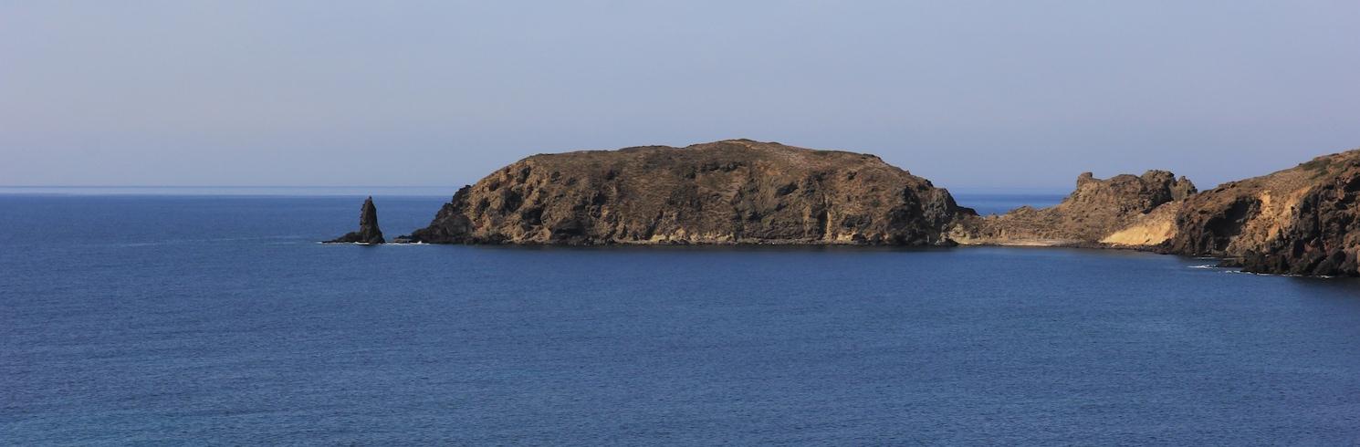 קוסטה ורדה (החוף הירוק), איטליה