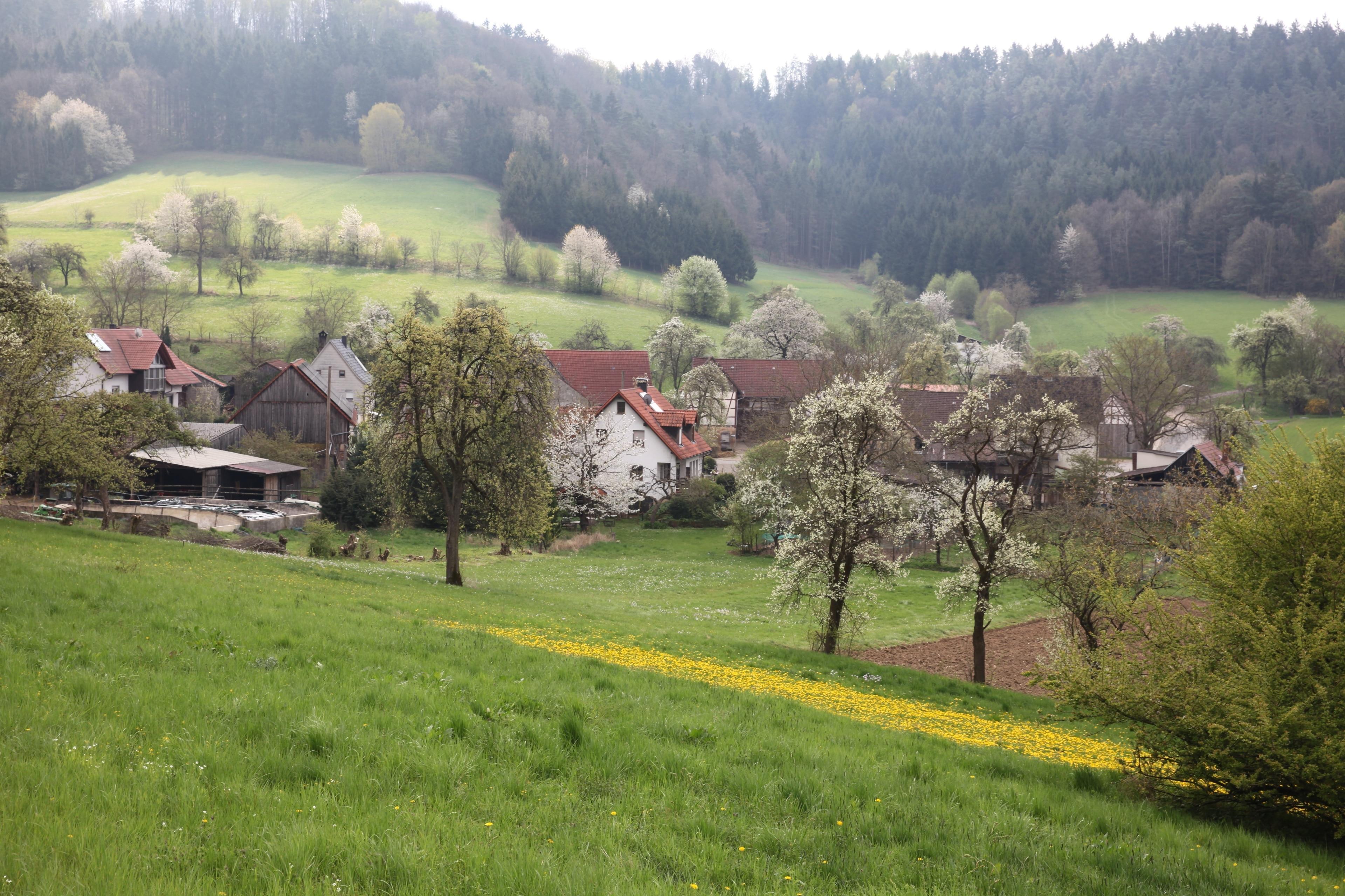 Ebensfeld, Bawaria, Niemcy