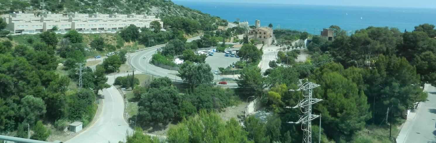 El Garraf, España