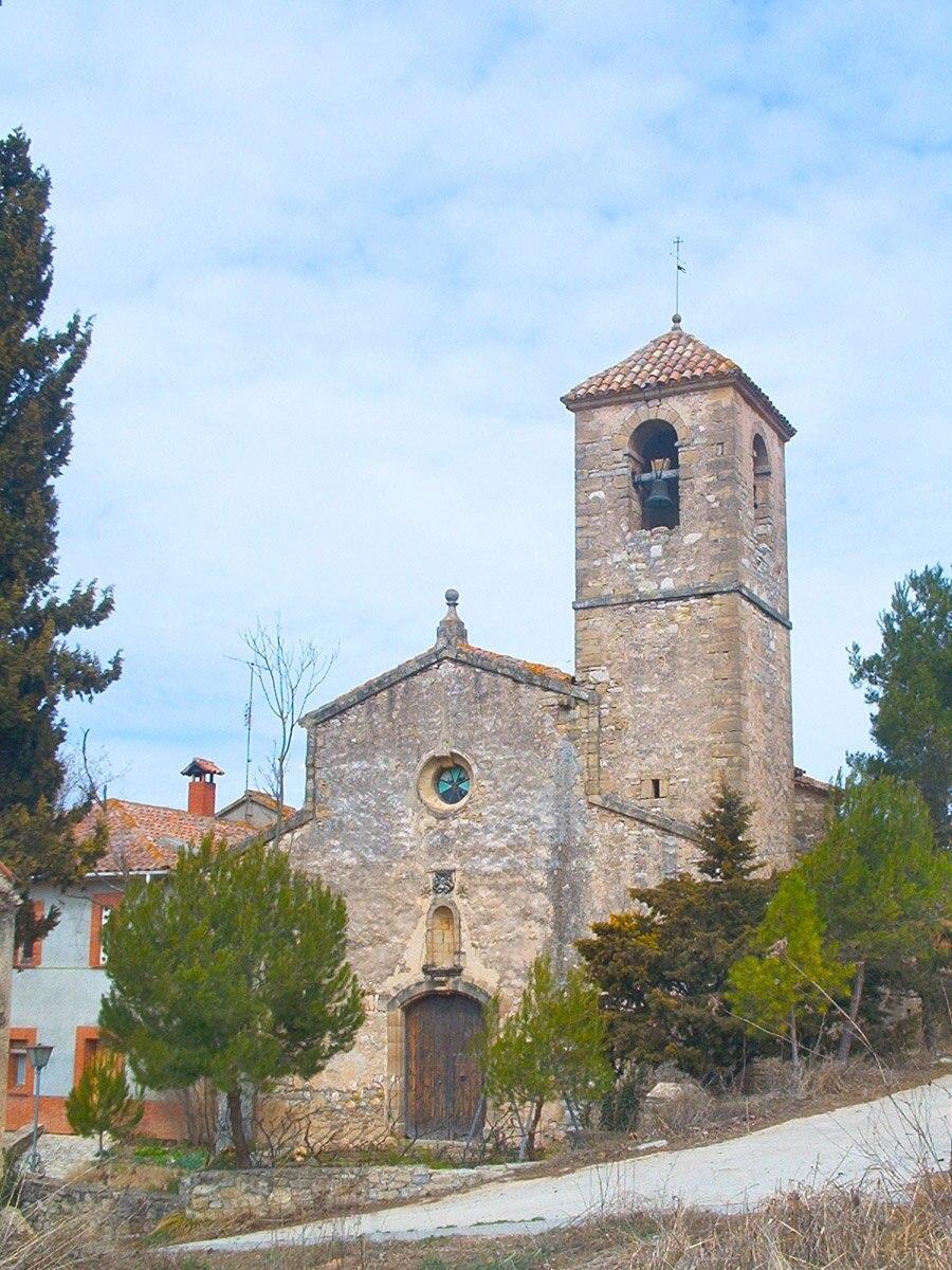 Biure, Les Piles, Catalonia, Spain