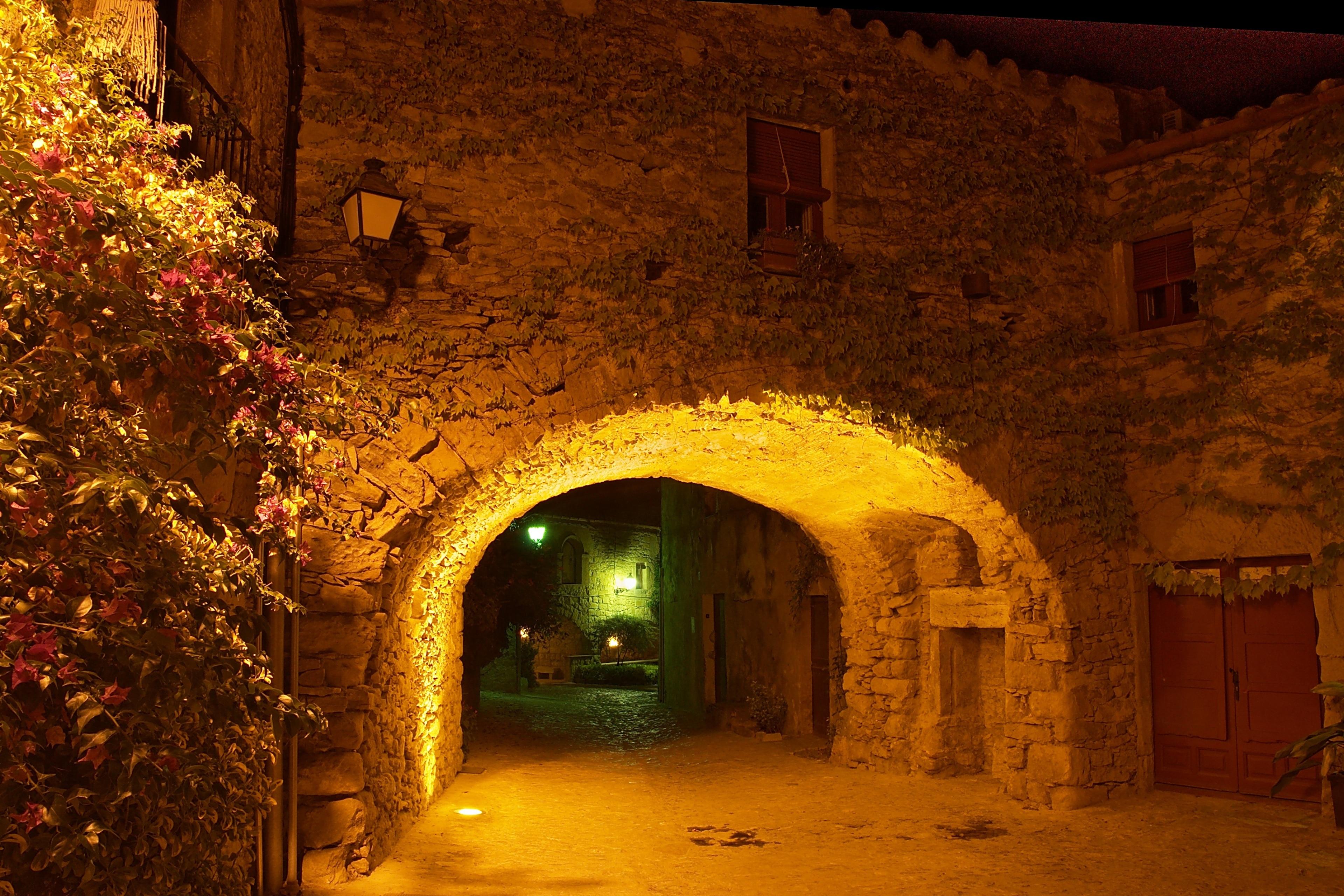 Peratallada, Forallac, Catalonia, Spain