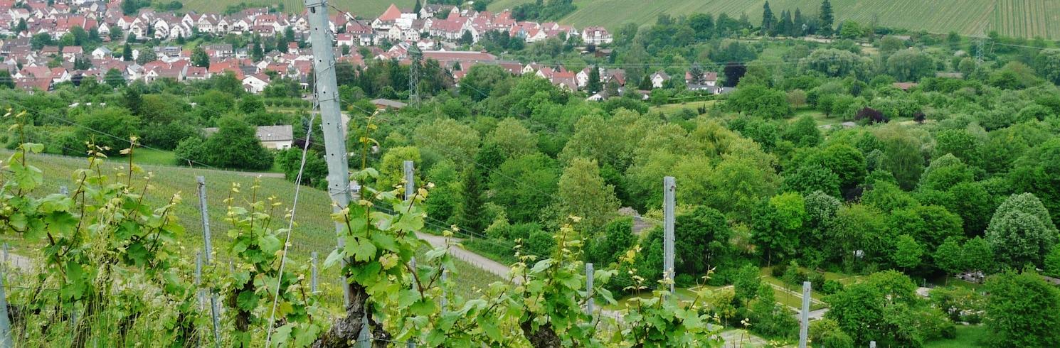 Kernene, Vācija