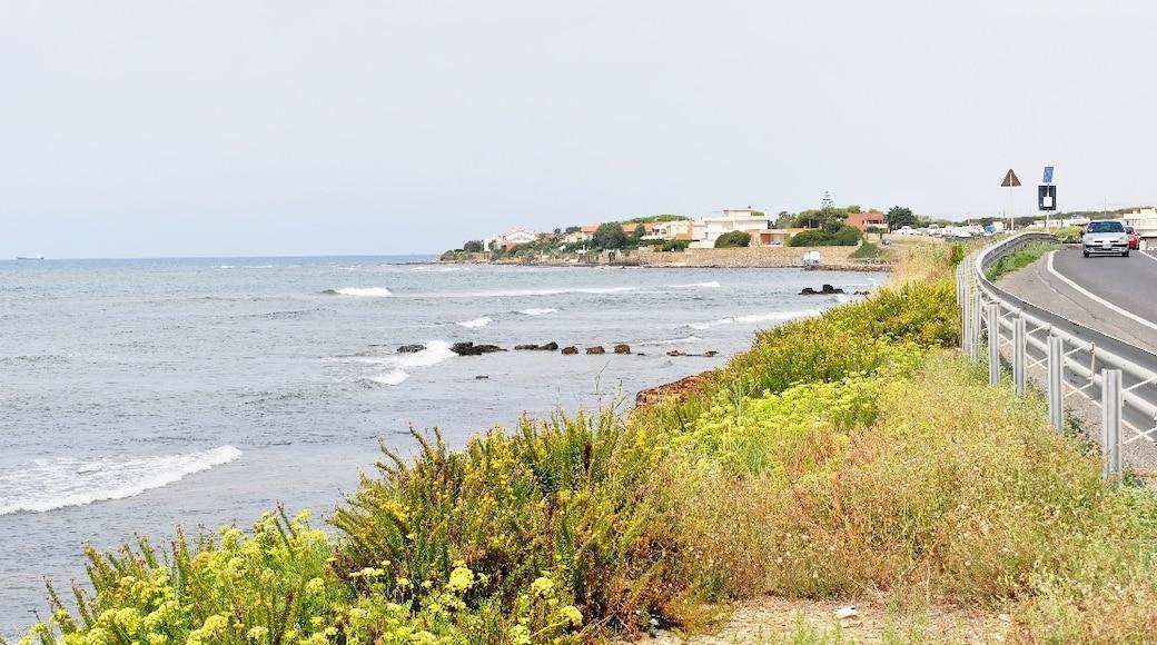 """Foto """"Santa Marinella"""" di Ra Boe / Wikipedia (CC BY-SA) / Ritaglio dell'originale"""