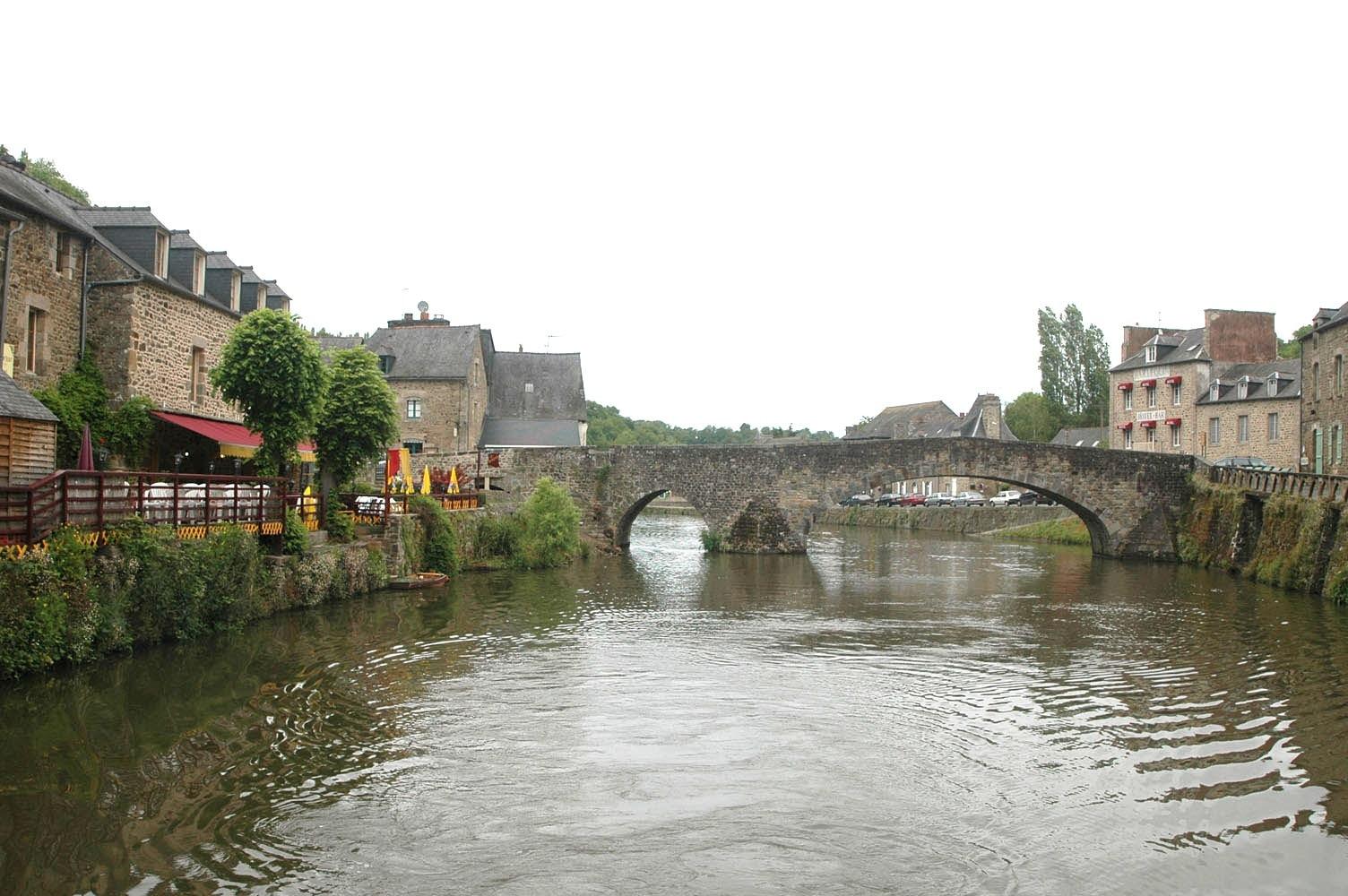 Lanvallay, Cotes d'Armor, France