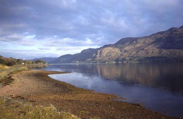 Ratagan, Kyle, Scotland, United Kingdom