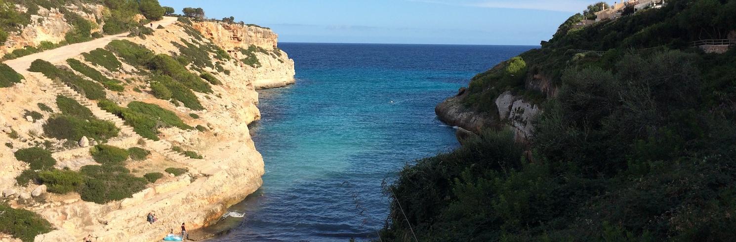 Calas de Mallorca, Spanyolország