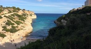 Cala Antena Plajı