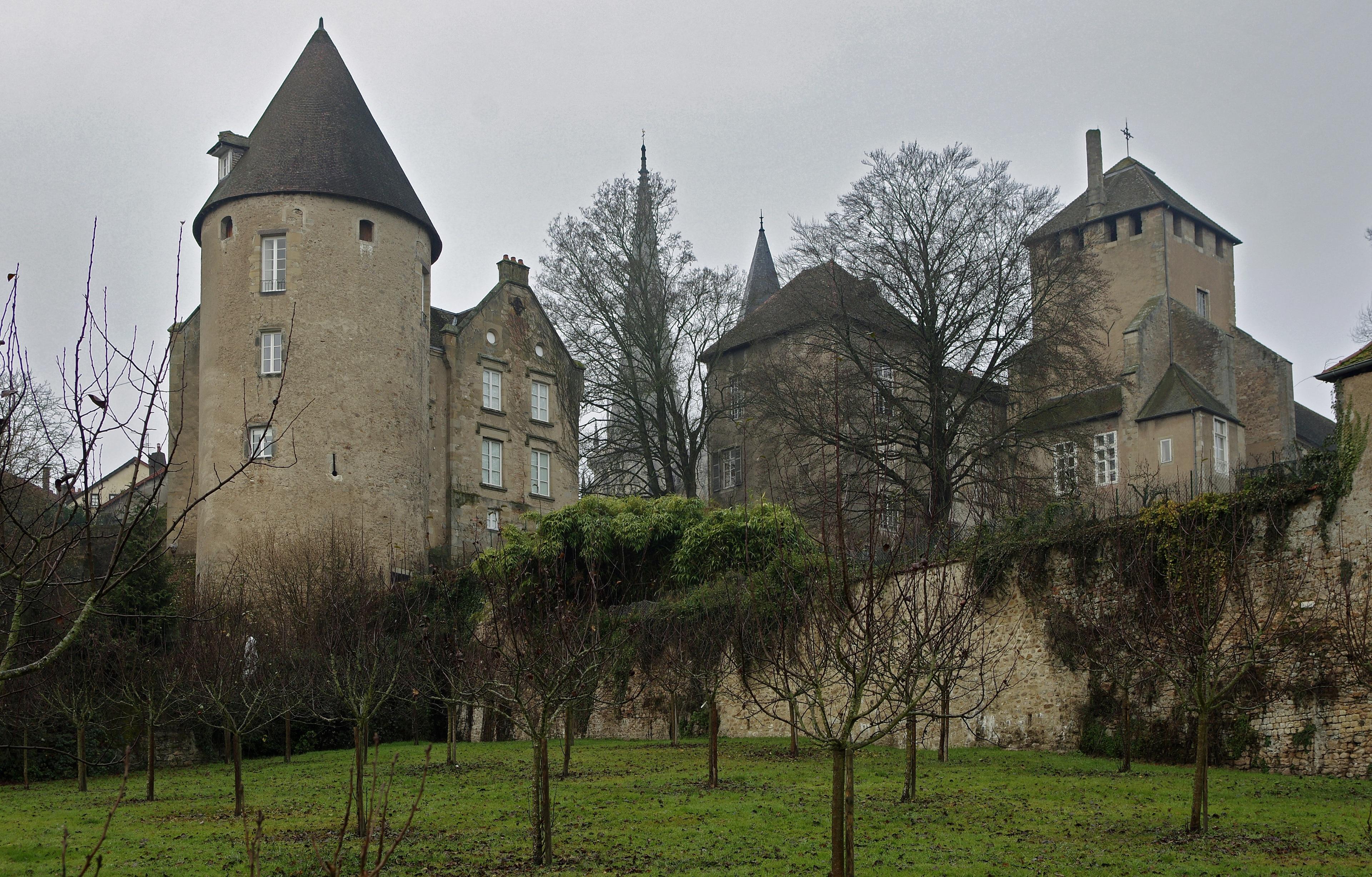 Autun, Saone-et-Loire, France