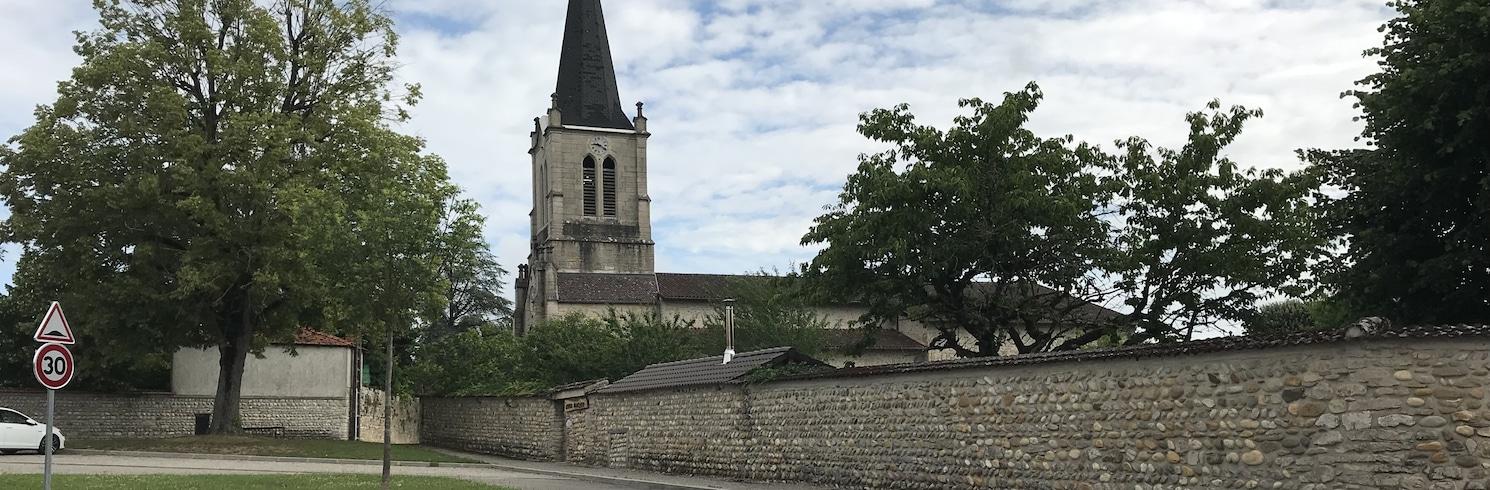 شازي سور آين, فرنسا