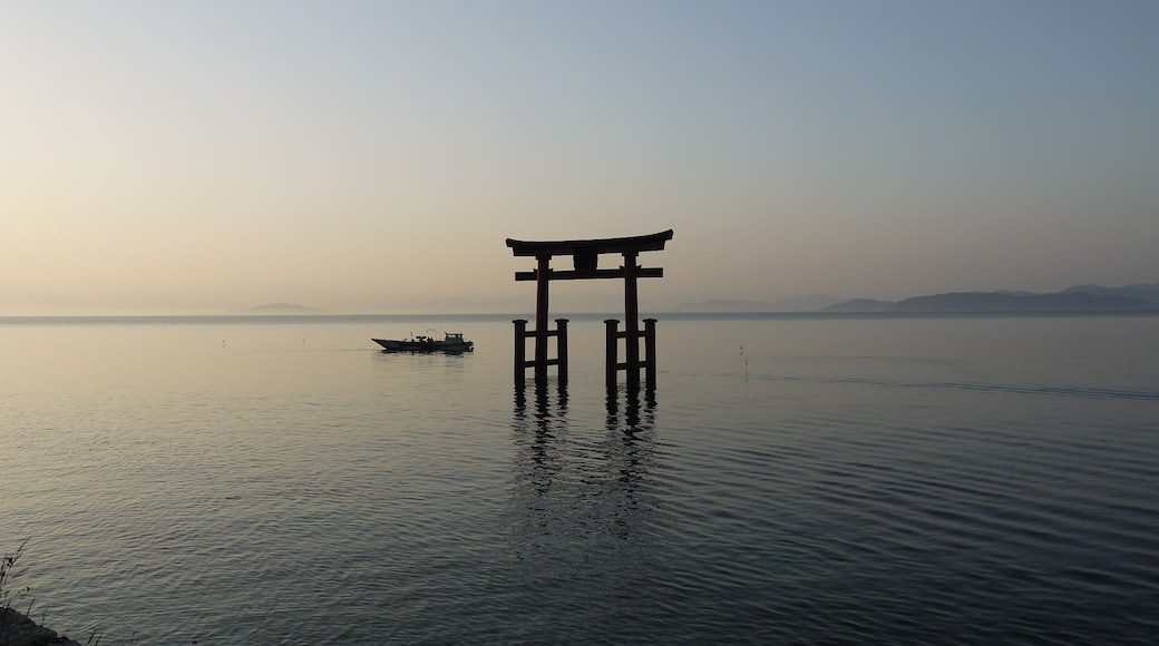 """Photo """"Shirahige Shrine"""" by baggio4ever (CC BY) / Cropped from original"""