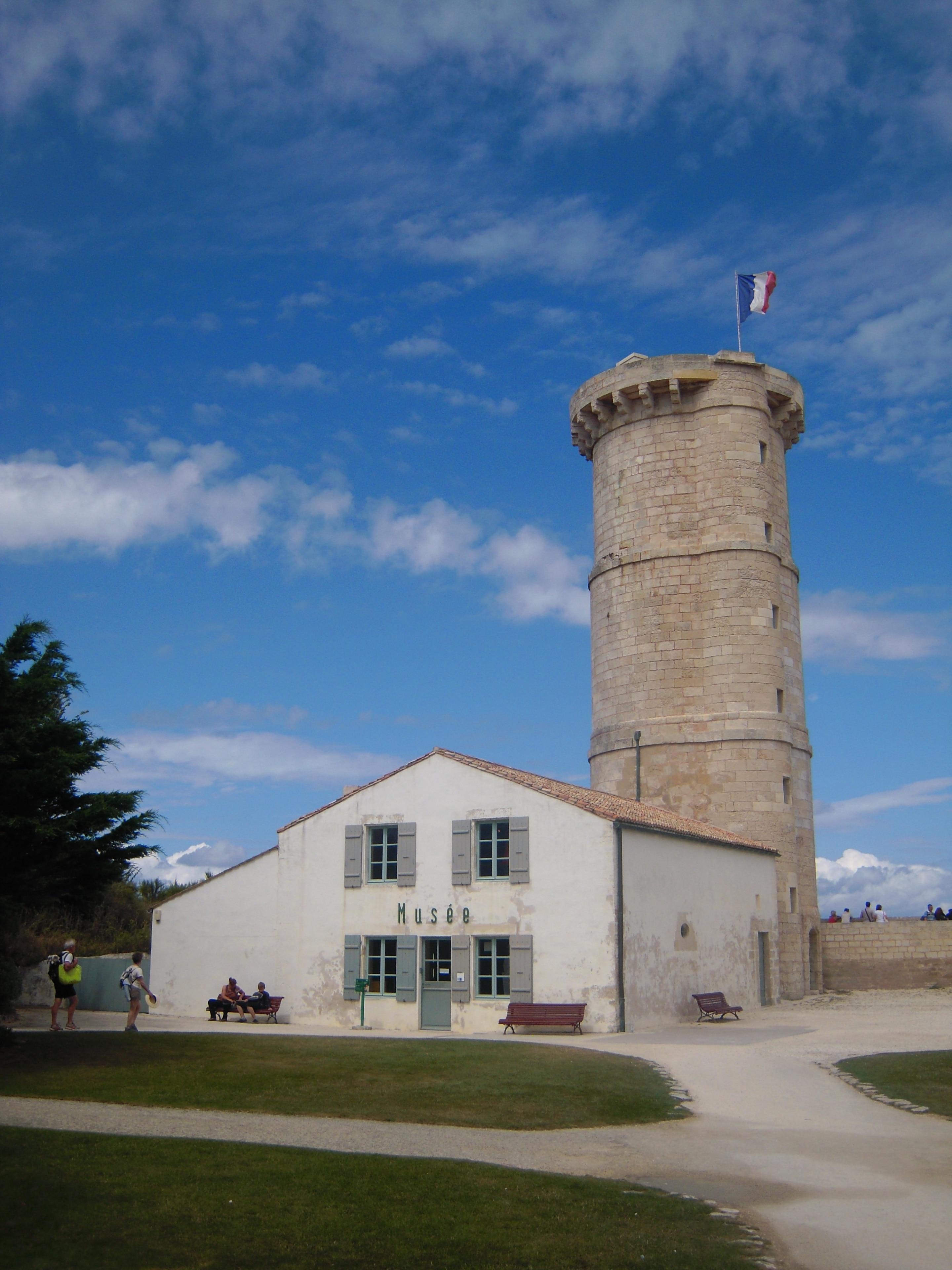 Phare des Baleines (Leuchttürme), Saint-Clément-des-Baleines, Charente-Maritime (Département), Frankreich