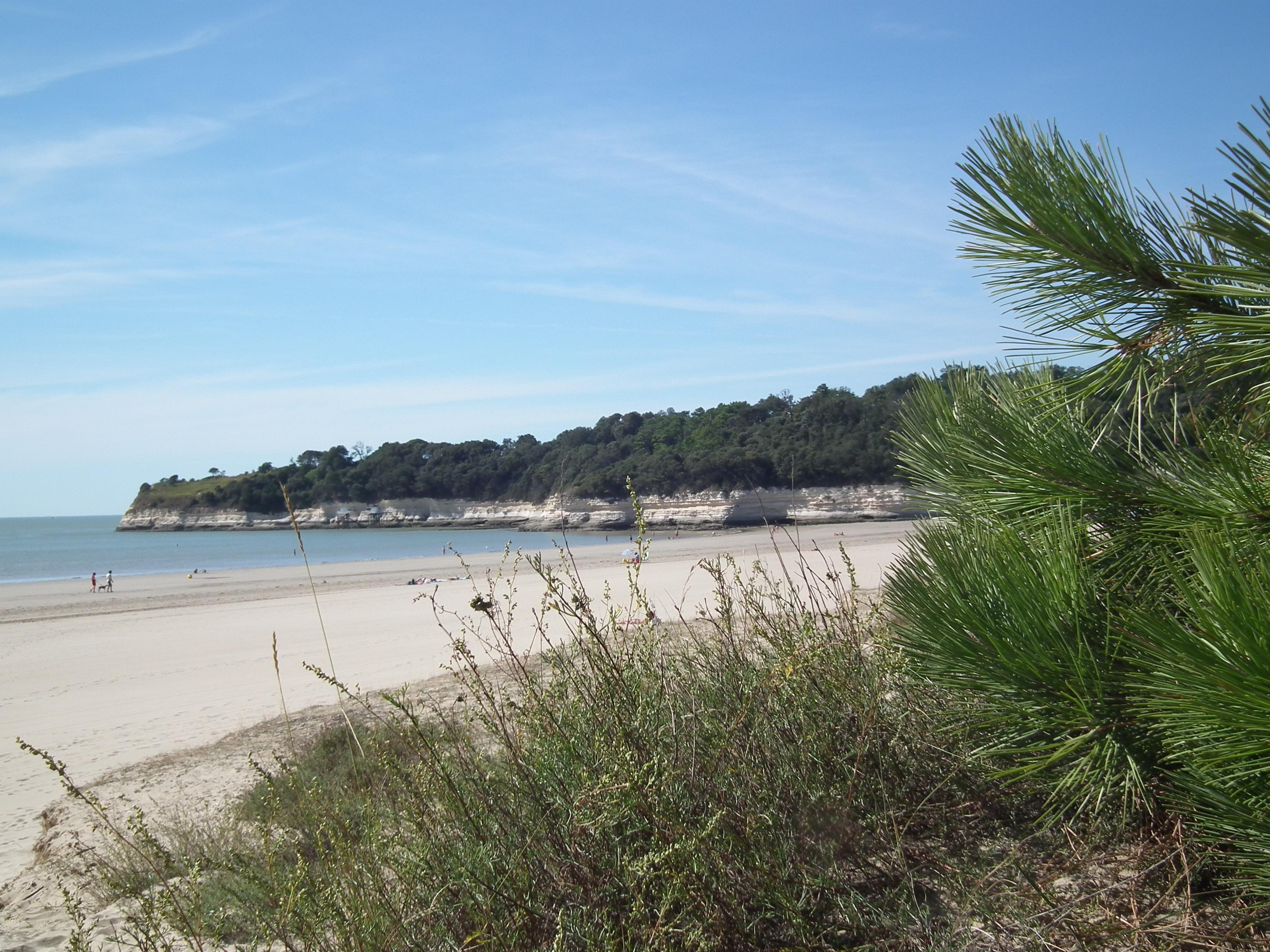 Meschers-sur-Gironde, Charente-Maritime (departement), Frankrijk