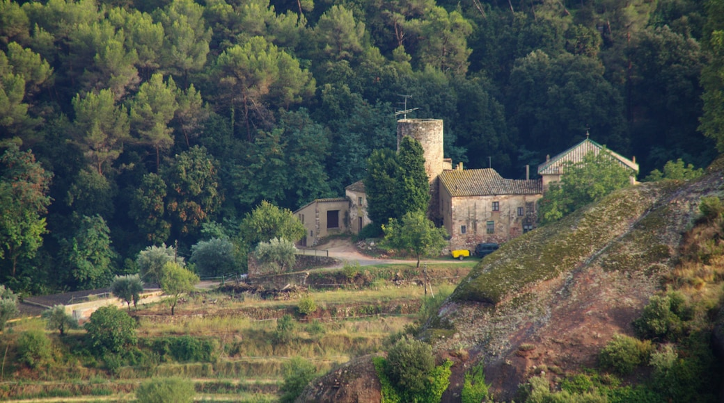"Foto ""Sant Feliu de Codines"" de Amadalvarez (CC BY-SA) / Recortada de la original"