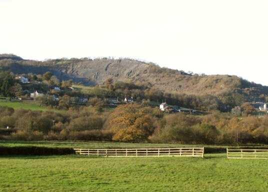 Pentre Gwenlais, Spojené kráľovstvo