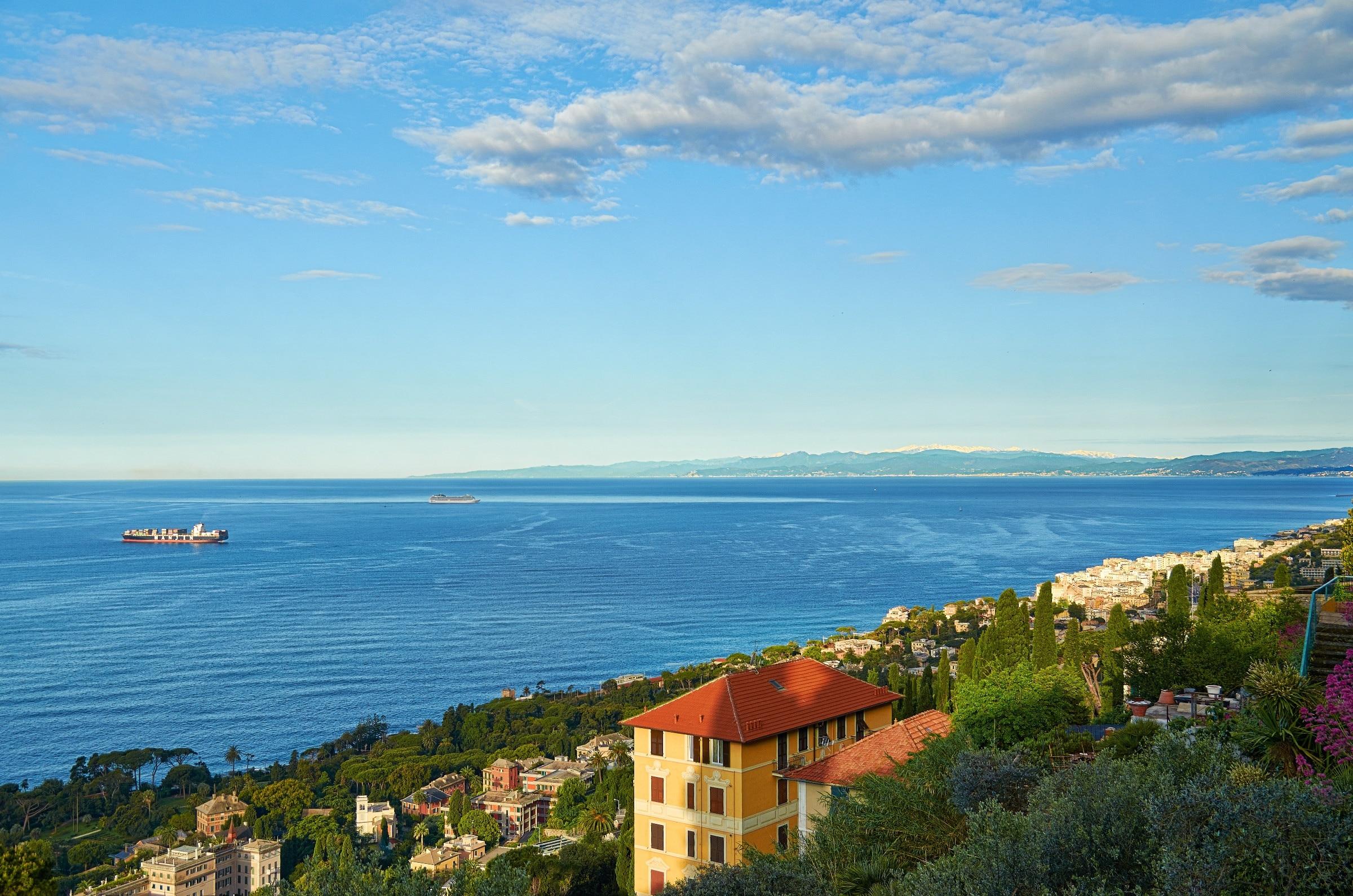 Sant'Ilario, Genova, Ligurië, Italië