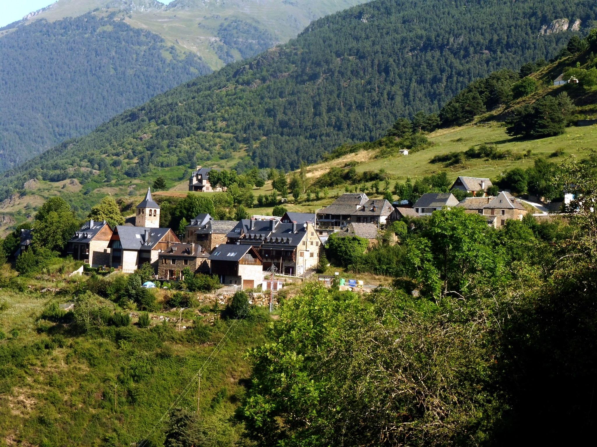 Montcorbau, Vielha e Mijaran, Catalonia, Spain