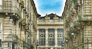 Palazzo Madama w Turynie