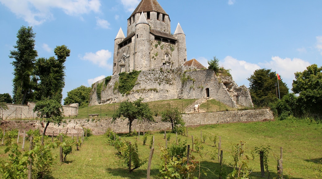 """Photo """"Provins"""" by Jean-Pol GRANDMONT (CC BY-SA) / Cropped from original"""