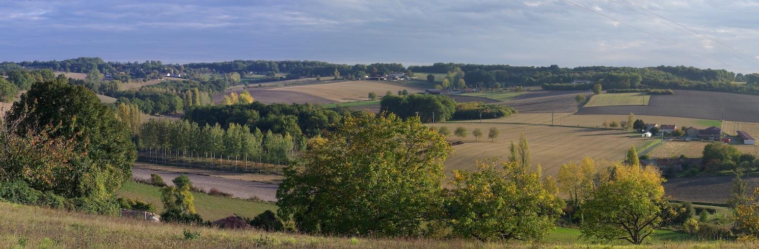 Saint-Amant-de-Montmoreau, Francia