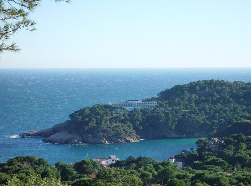 Cala Aiguablava, Begur, Catalonia, Spain