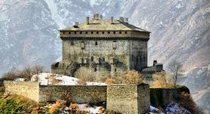 Zamek w Verres