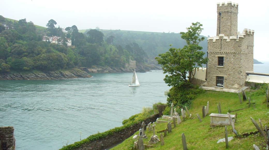 """Photo """"Dartmouth Castle"""" by Anthony Parkes (CC BY-SA) / Cropped from original"""