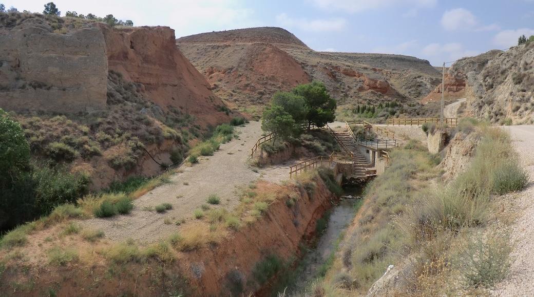 """""""Mediana de Aragón""""-foto av Angel Fandos (CC BY-SA) / Urklipp från original"""