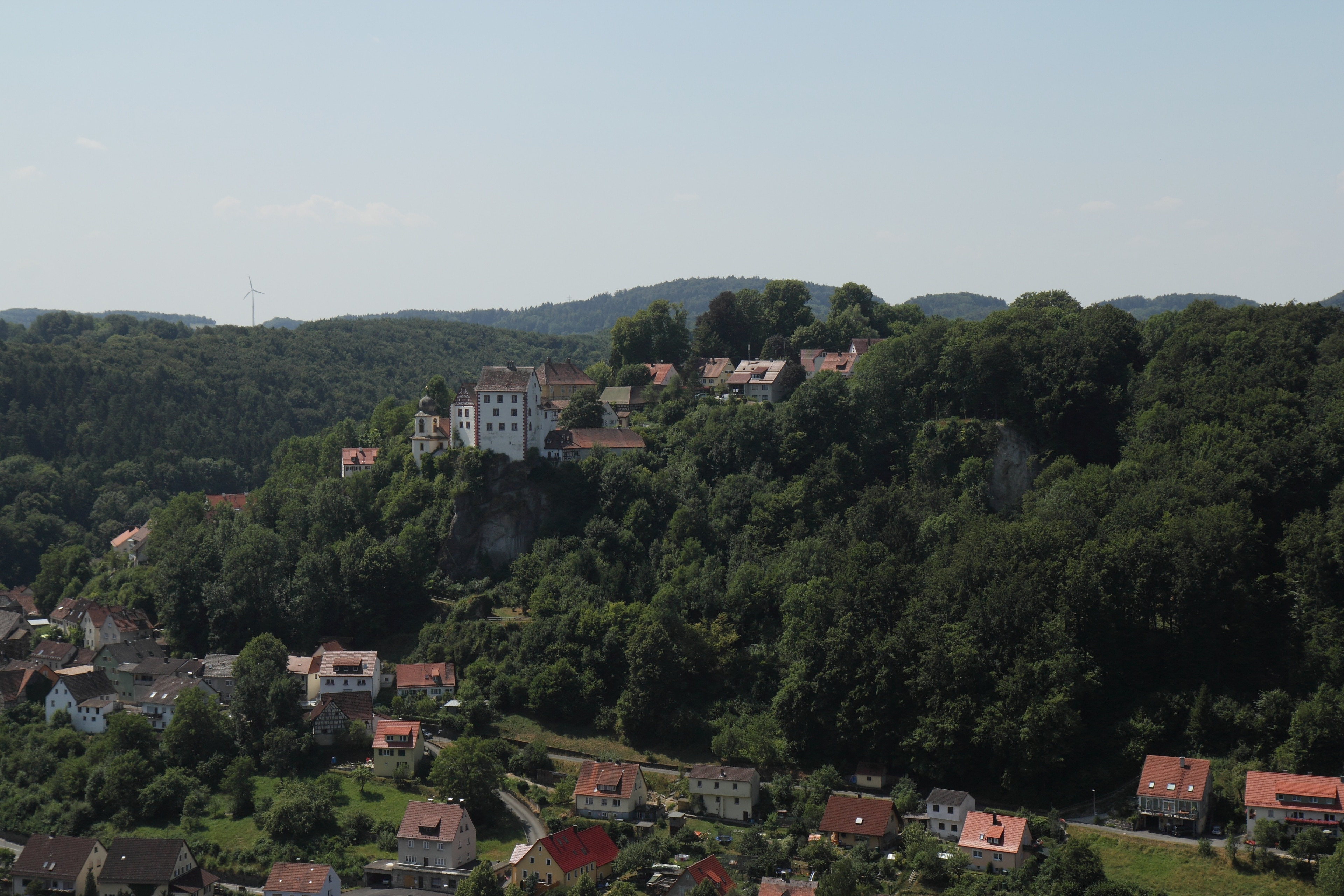 Egloffstein, Bavaria, Germany