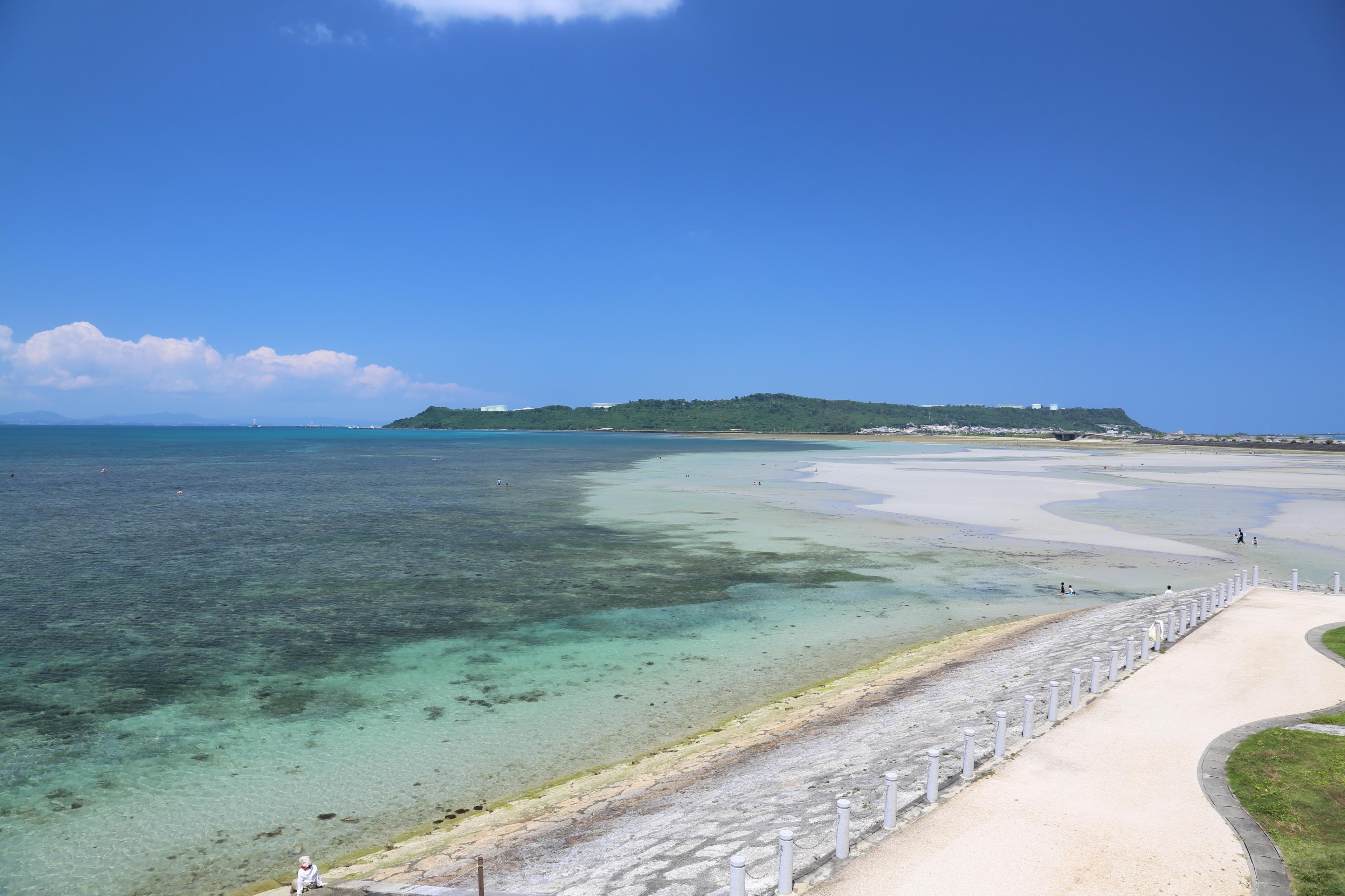 Uruma, Okinawa (prefektur), Japan