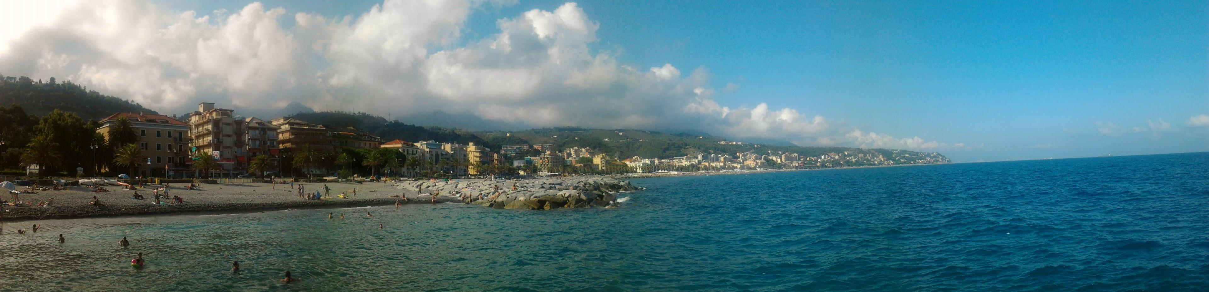 Cogoleto, Liguria, Italy