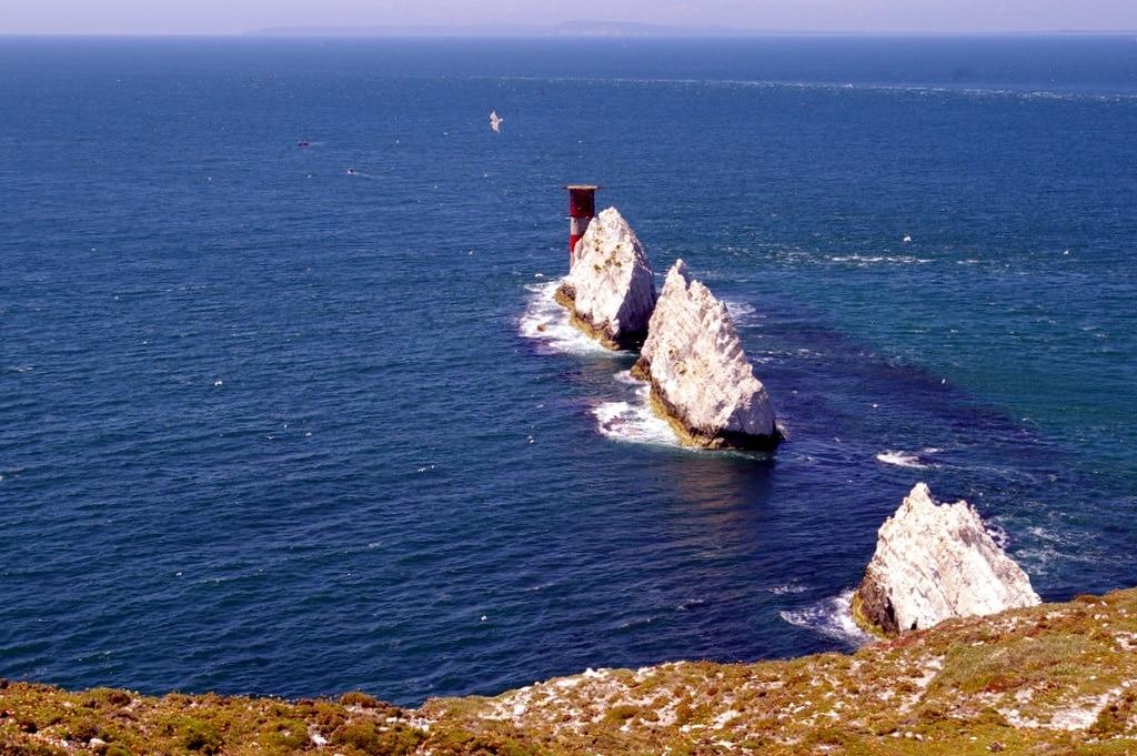 The Needles, England, United Kingdom