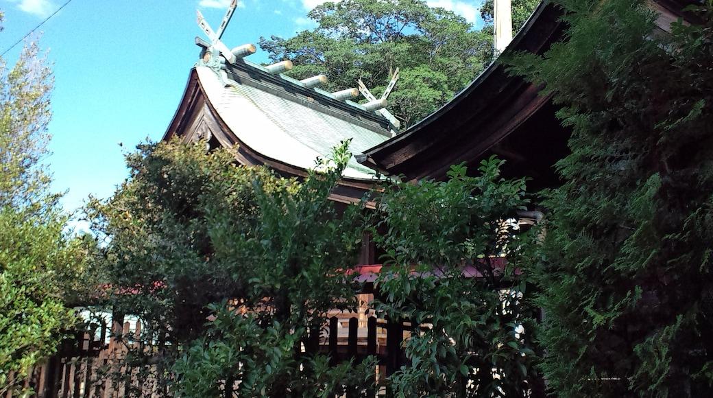 "Photo ""Ichinomiya"" by Yanajin33 (CC BY-SA) / Cropped from original"