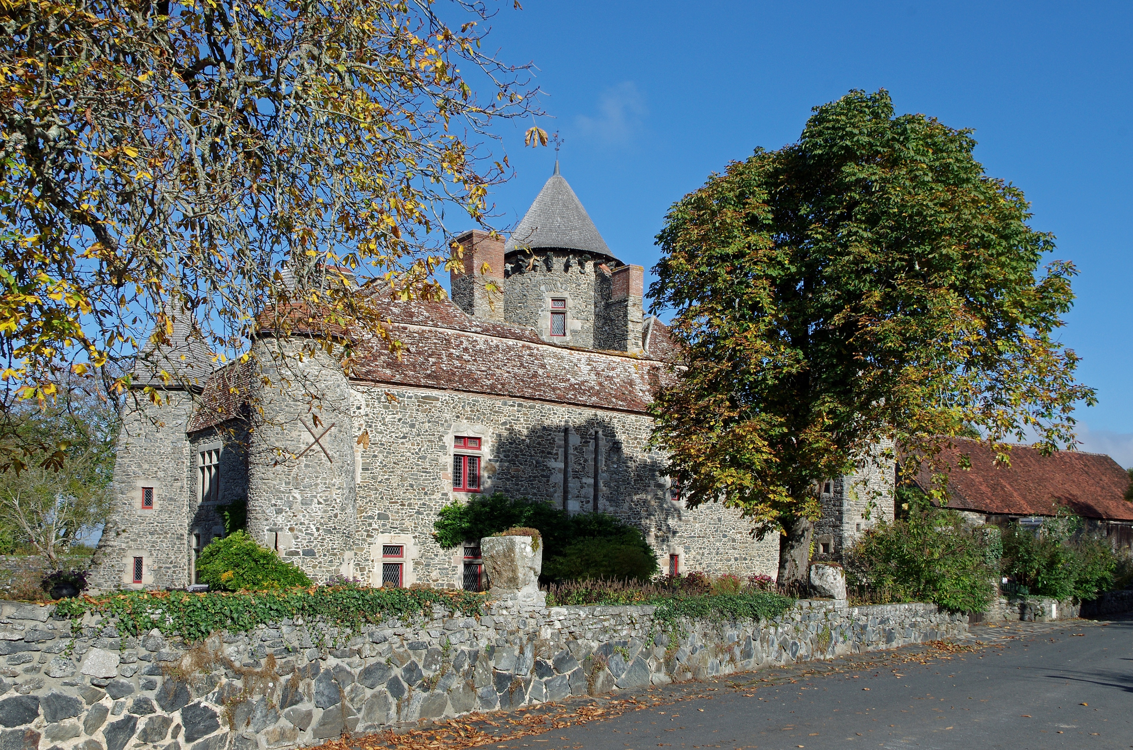 Cuzion, Indre, France