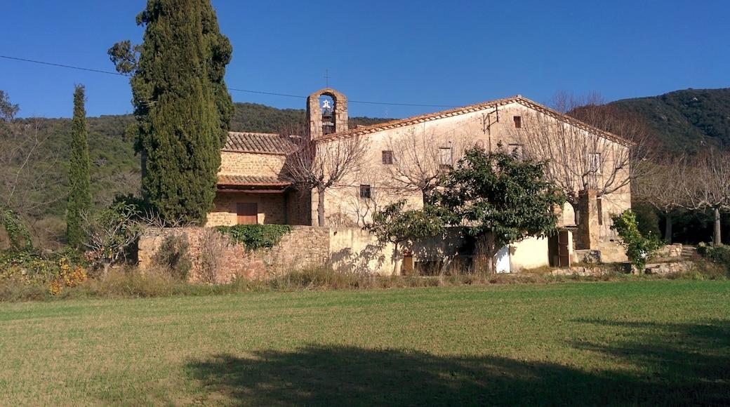 «Santa Cristina de Aro», photo de Jvinolase (CC BY-SA) / rognée de l'originale