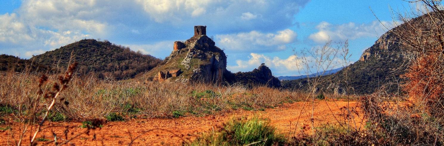 Foradada, Spagna