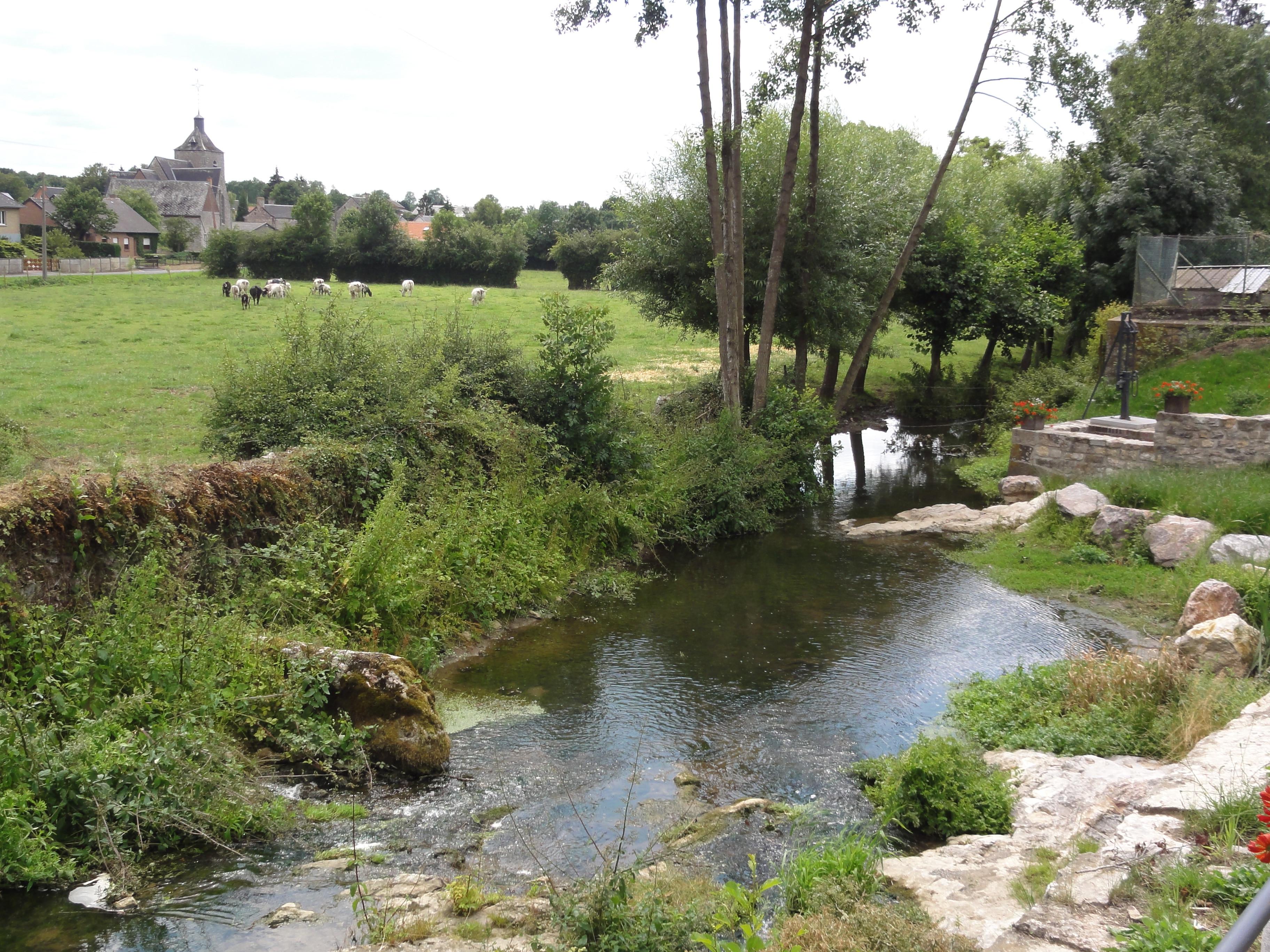 Coeur de l'Avesnois, Nord, France