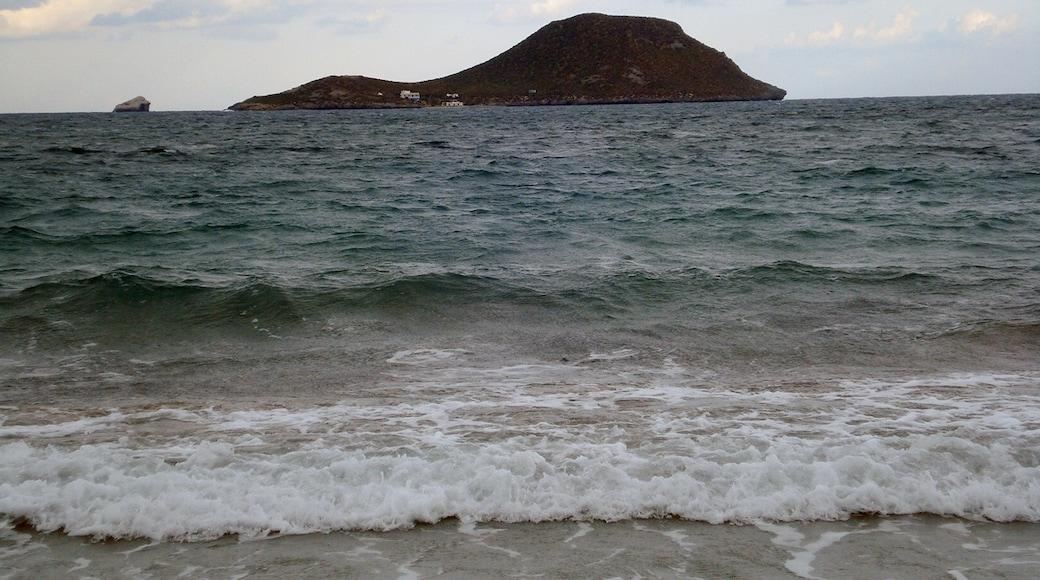 """""""La Manga del Mar Menor""""-foto av V & A (CC BY) / Urklipp från original"""
