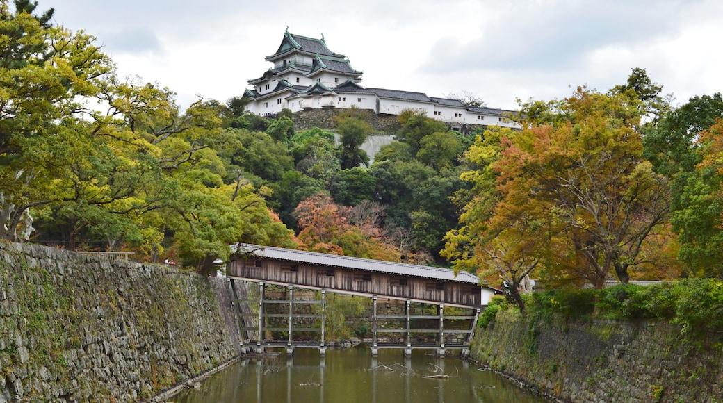 和歌山城 天守と御橋廊下
