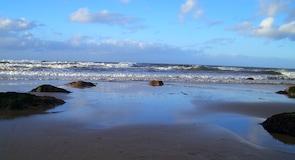 Cummingston Beach