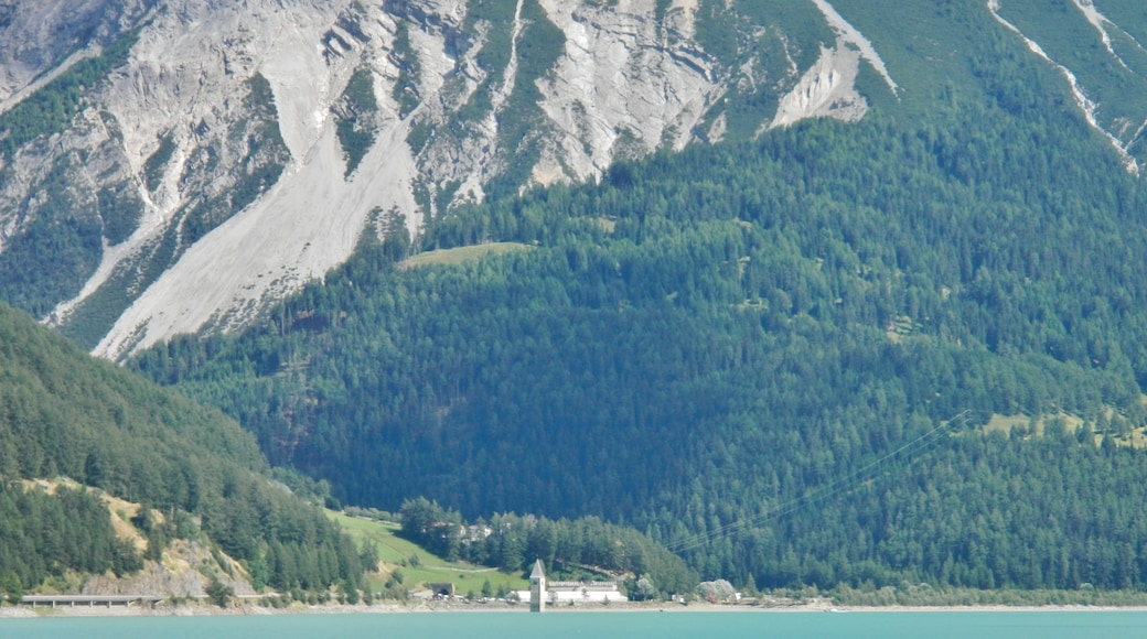 """Photo """"Lake Resia"""" by qwesy qwesy (CC BY) / Cropped from original"""