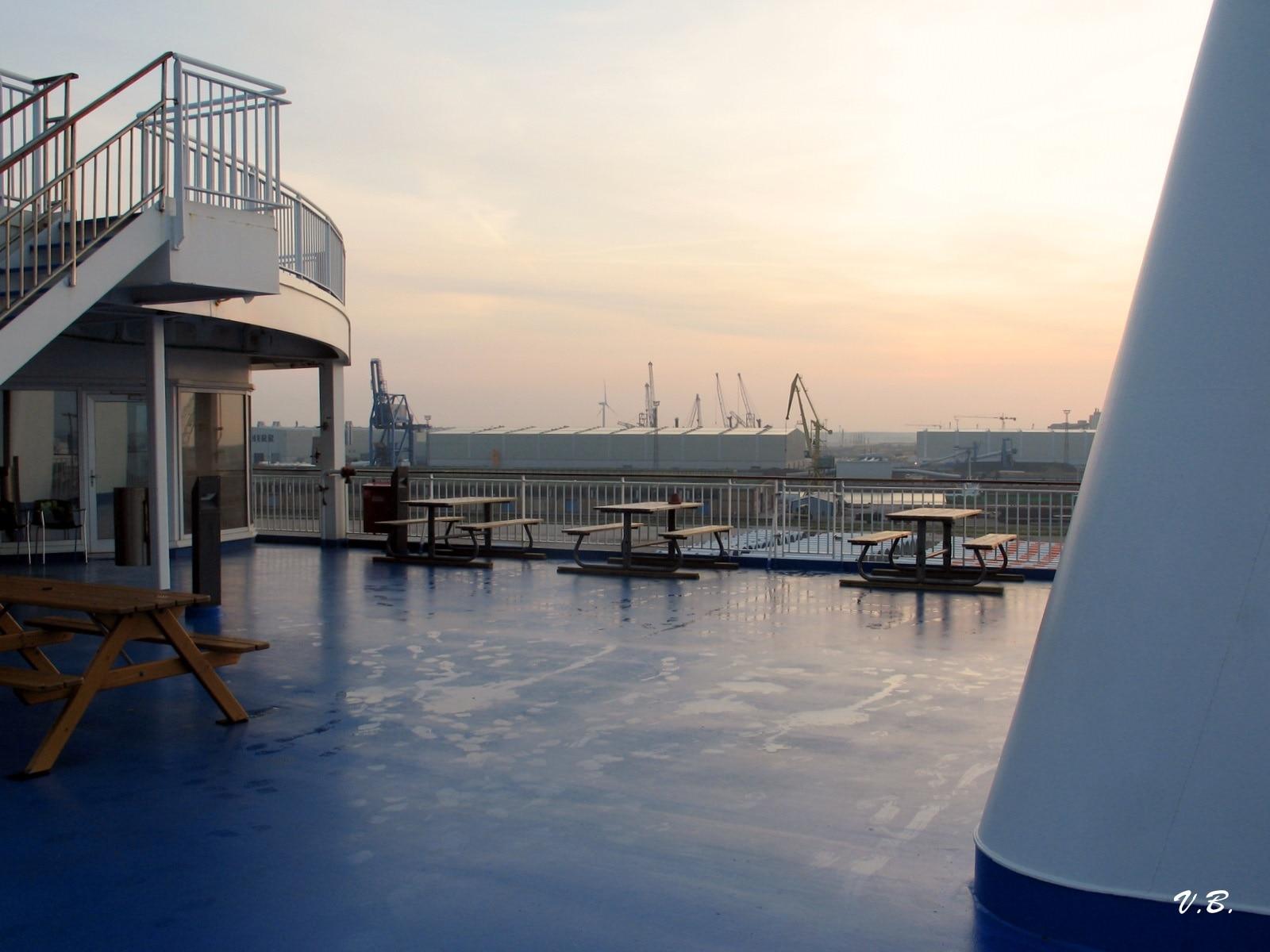 Hafen Rostock, Rostock, Mecklenburg-Vorpommern, Deutschland