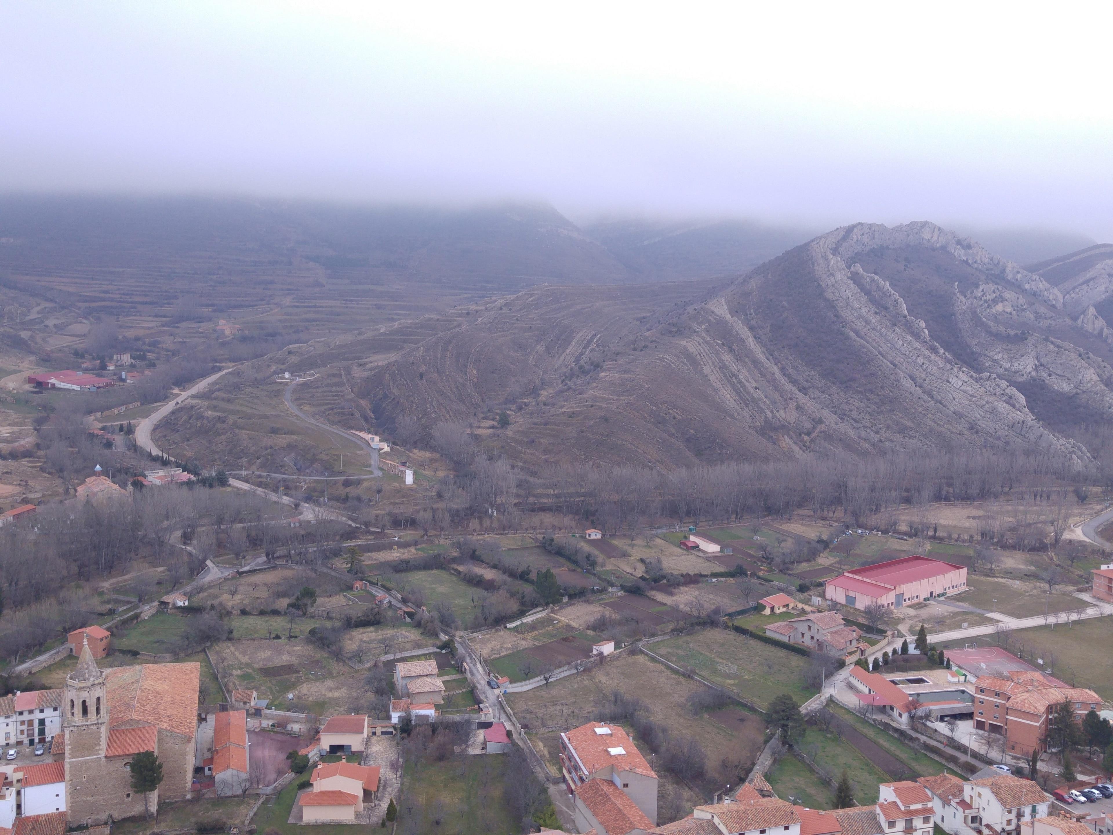 Aliağa, Aragon, Spanien