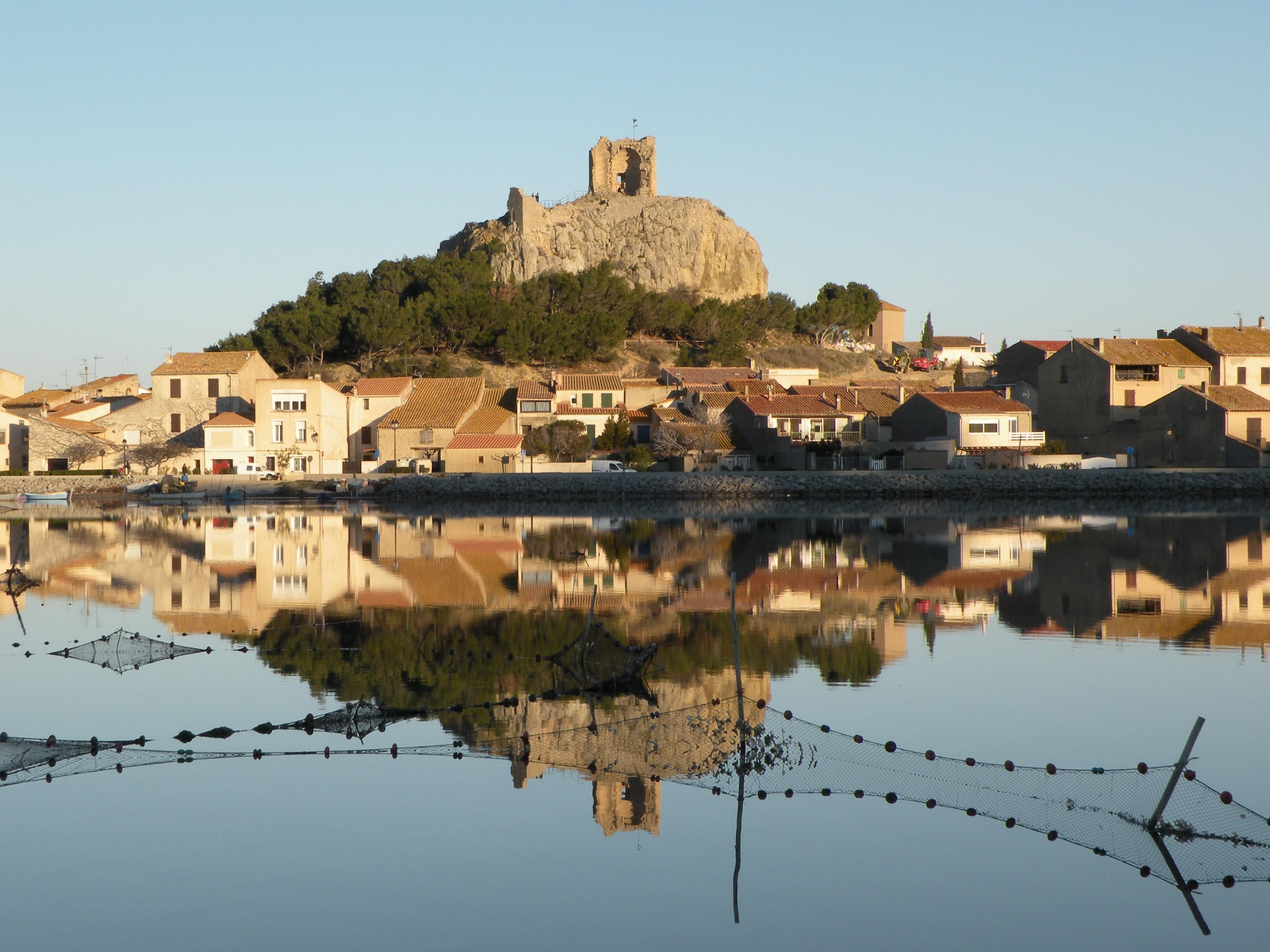Tour Barberousse, Gruissan, Aude (département), France