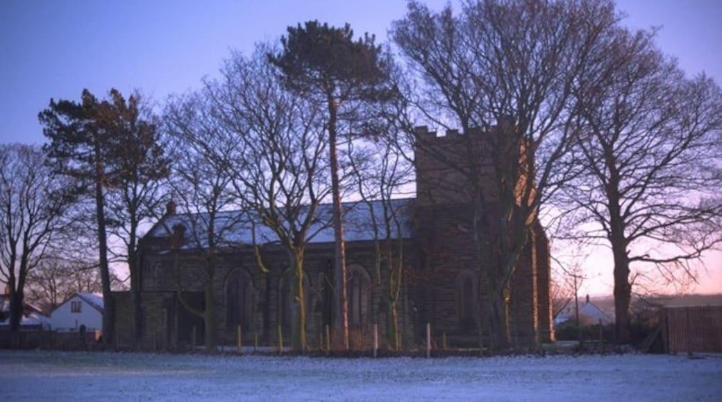 """Foto """"Northop Hall"""" von Tim Stuart (CC BY-SA)/zugeschnittenes Original"""