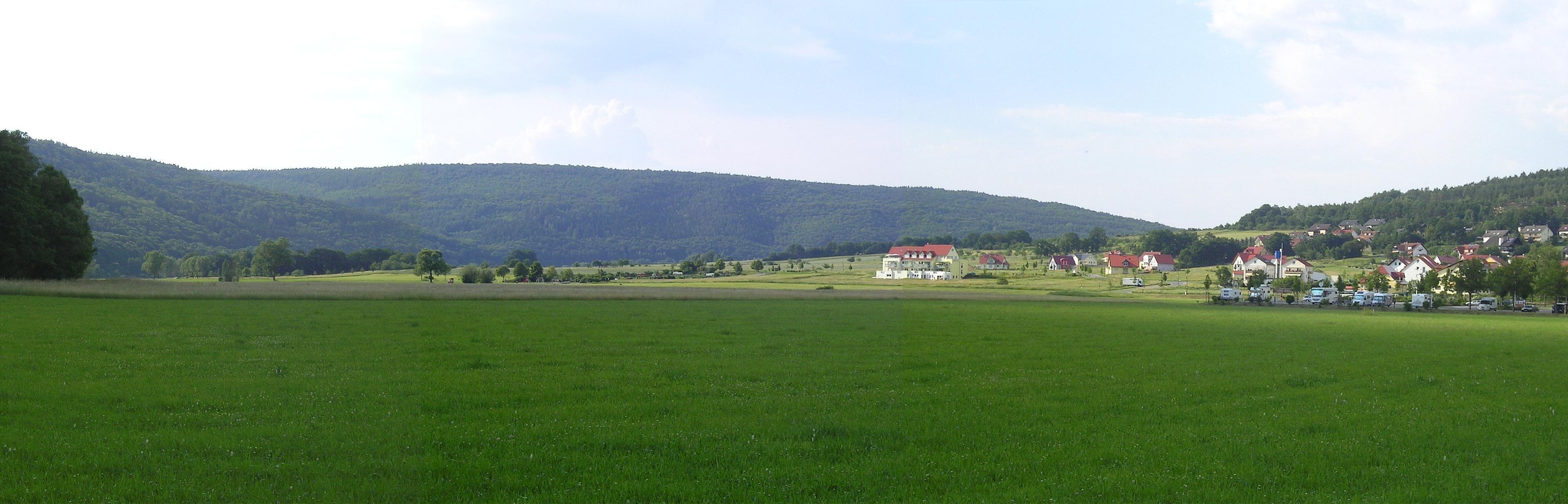Bad Bocklet, Beieren, Duitsland