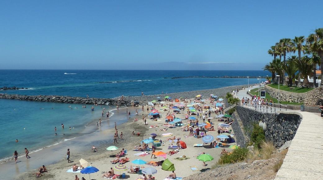 Foto 'Playa El Duque' van Edgar El (CC BY) / bijgesneden versie van origineel